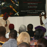Ben Enwonwu book launch