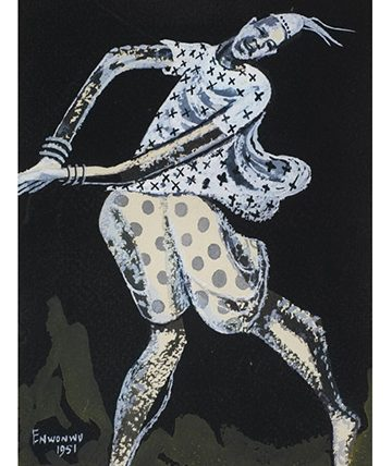 Male Dancer.