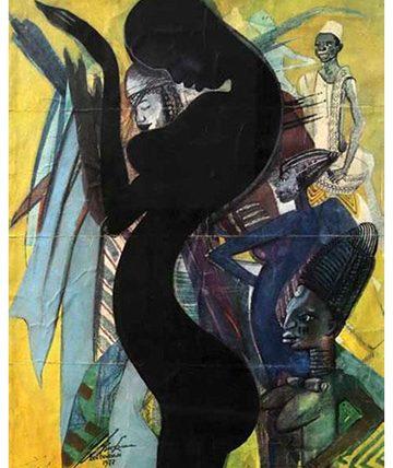 Negritude, 1977