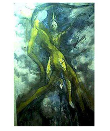Ogolo Metamorphosis , 1990