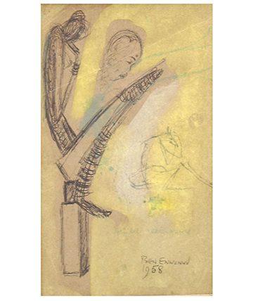 Sketch Sculpture