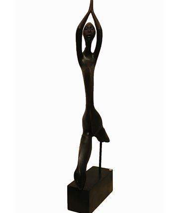 African Dances, Bronze, 1981-82